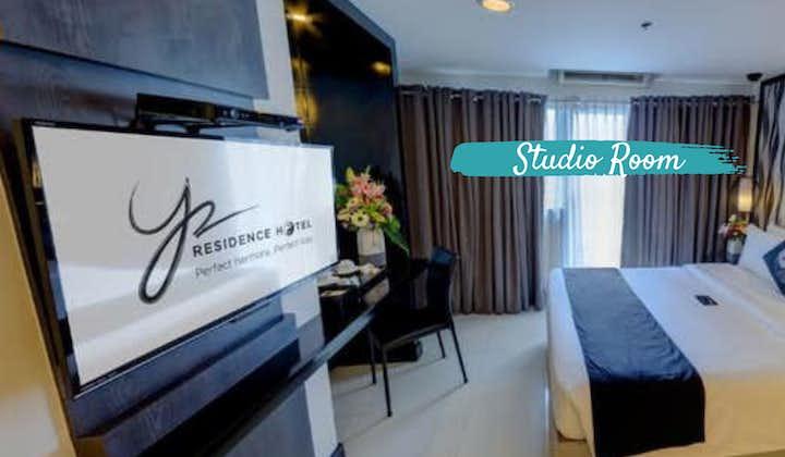 Y2 Residence Hotel - Studio Room   Manila Quarantine Package