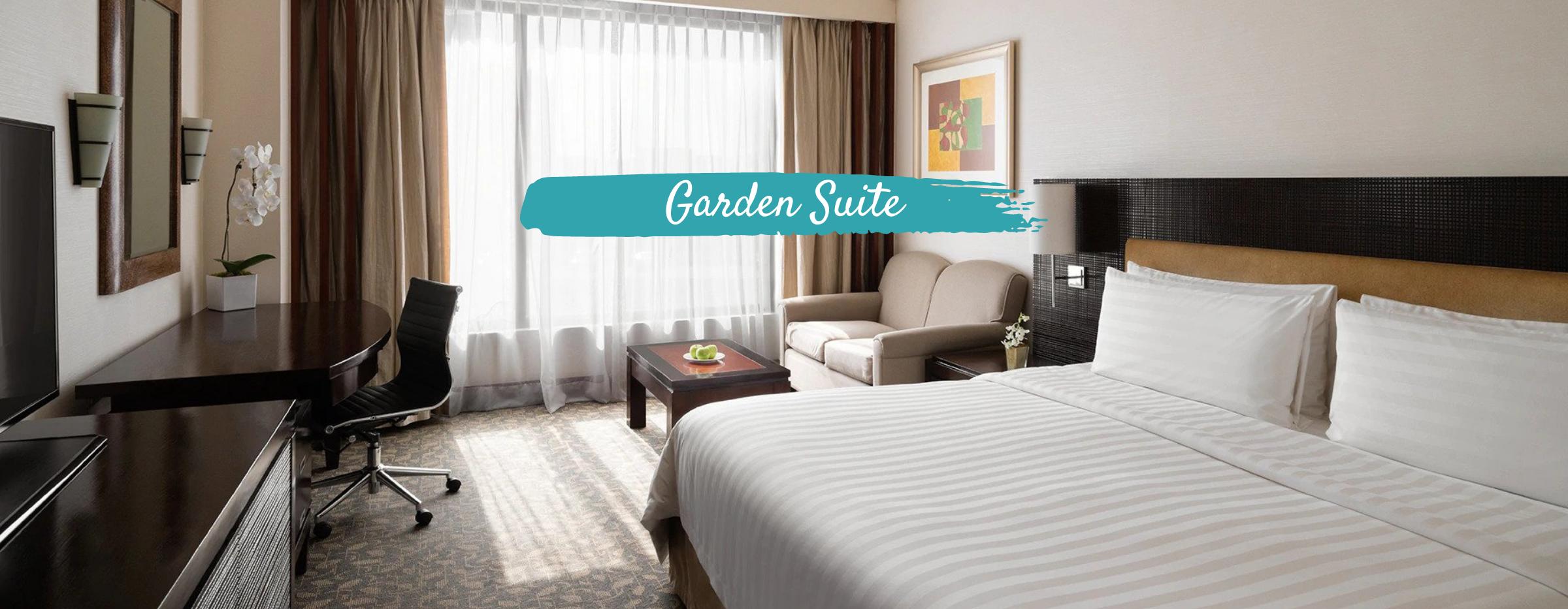 Edsa Shangri-La - Garden Deluxe   HNL to MNL Philippine Airlines+ Hotel Quarantine Package