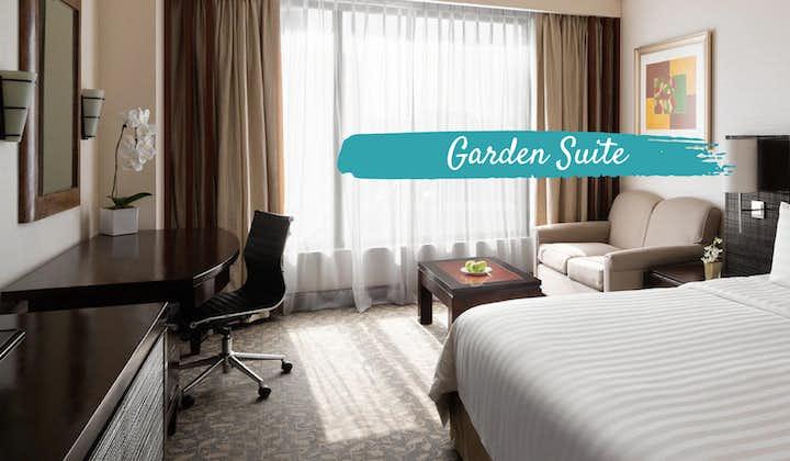 Edsa Shangri-La - Garden Deluxe | HNL to MNL Philippine Airlines+ Hotel Quarantine Package