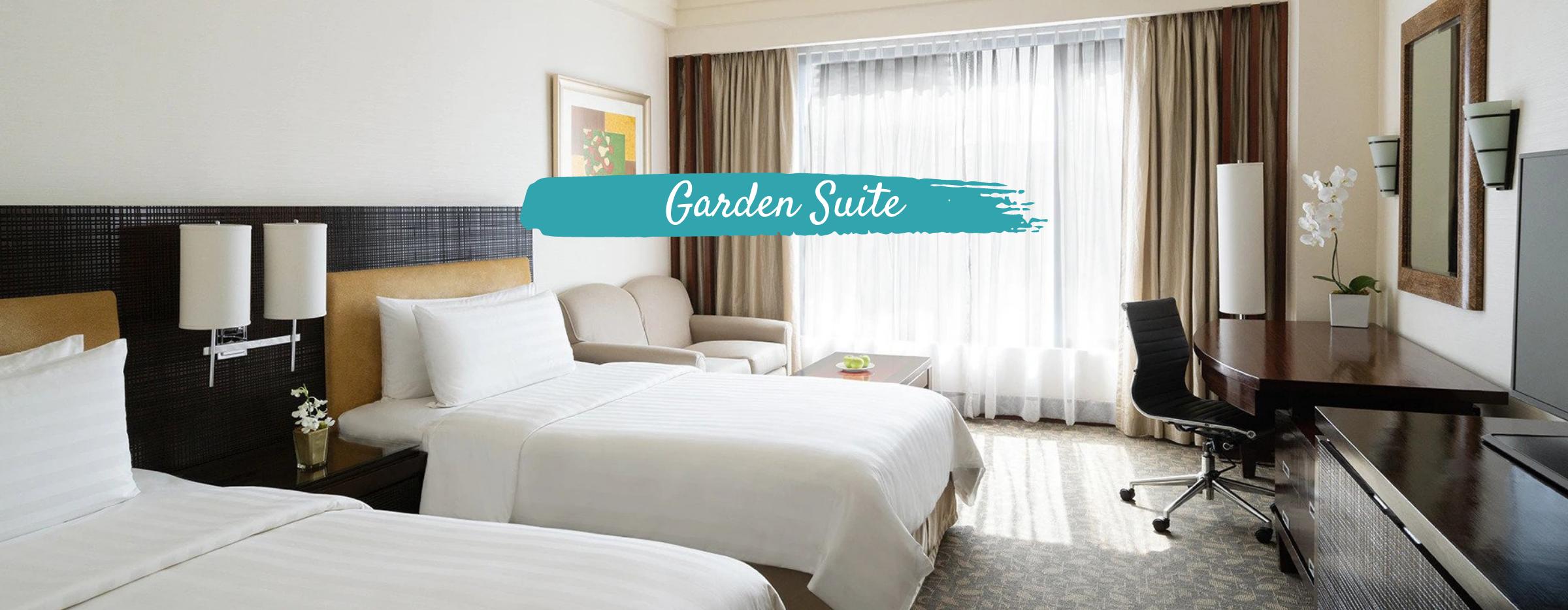 EDSA Shangri-La Hotel Garden Deluxe   SFO to MNL Philippine Airlines + Hotel Quarantine Package