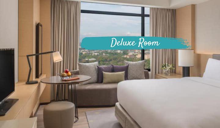 Seda Vertis North Hotel Deluxe Room | LAX to MNL Philippine Airlines + Manila Hotel Quarantine Package