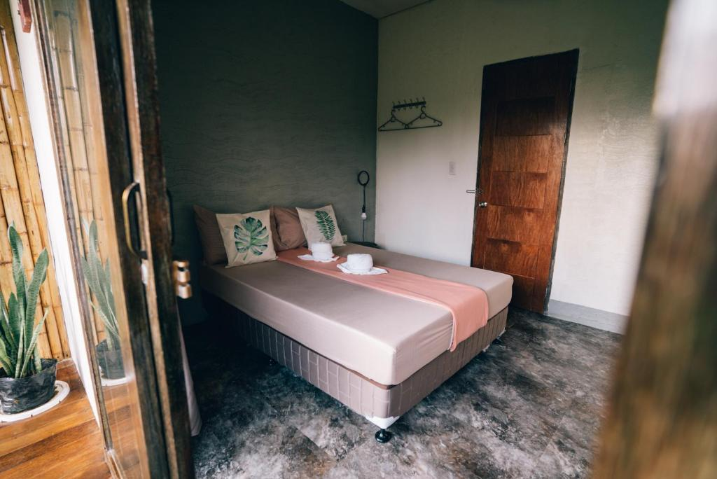 Inside the Double Deluxe Room at Himaya Siargao