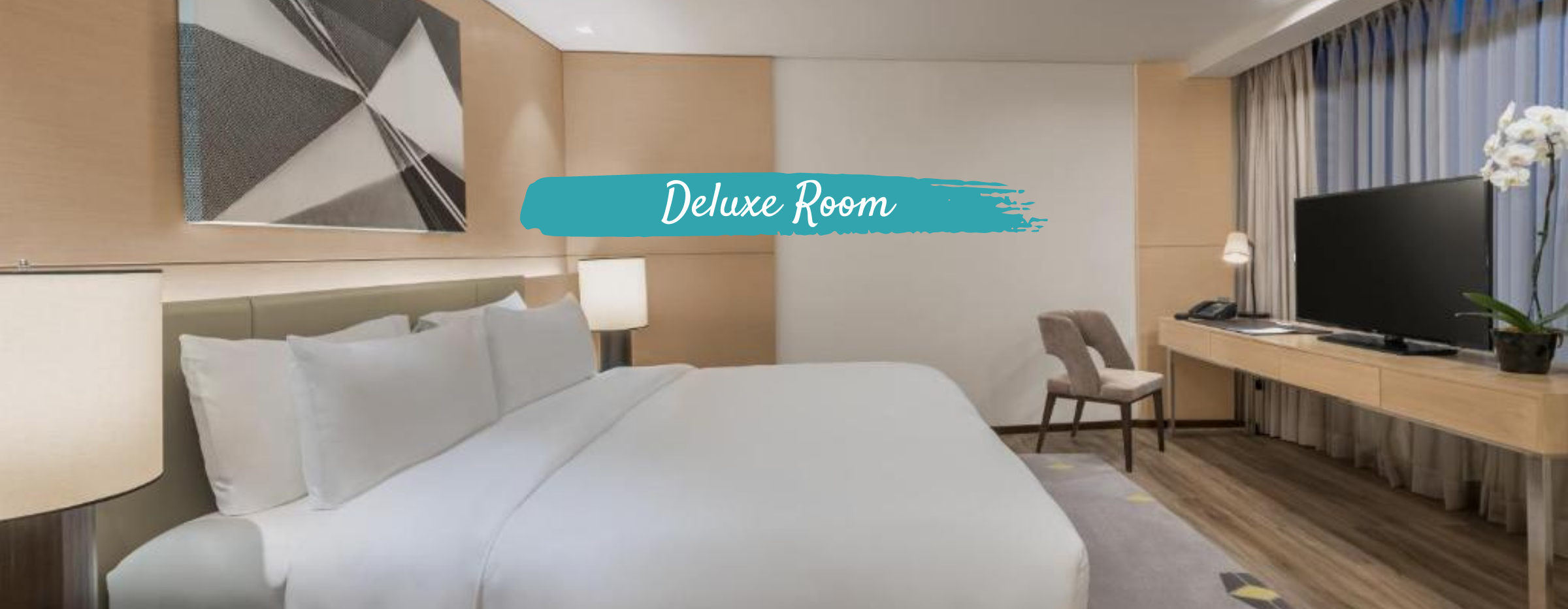 Seda Vertis North Hotel Deluxe Room   SFO to MNL Philippine Airlines + Hotel Quarantine Package