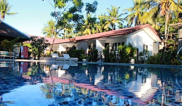 Swimming Pool at Vivo Inn Siargao