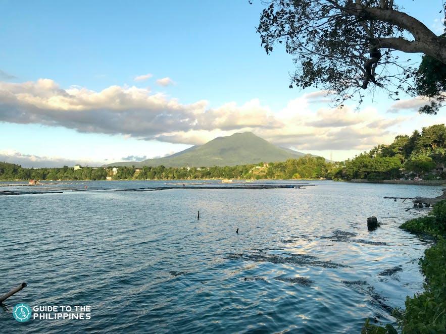 Sampaloc Lake