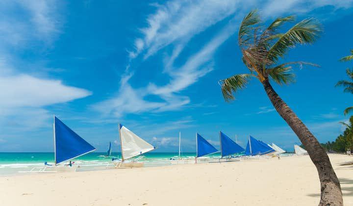 Experience Paraw Day Sailing on Boracay White Beach
