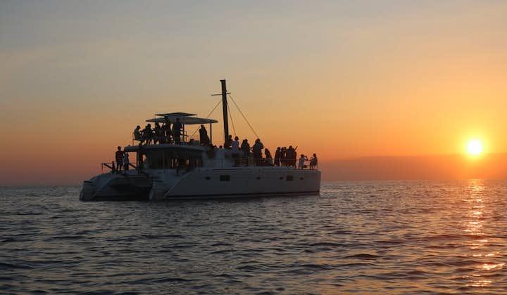 Sunset Boracay Island Private Yacht Cruise