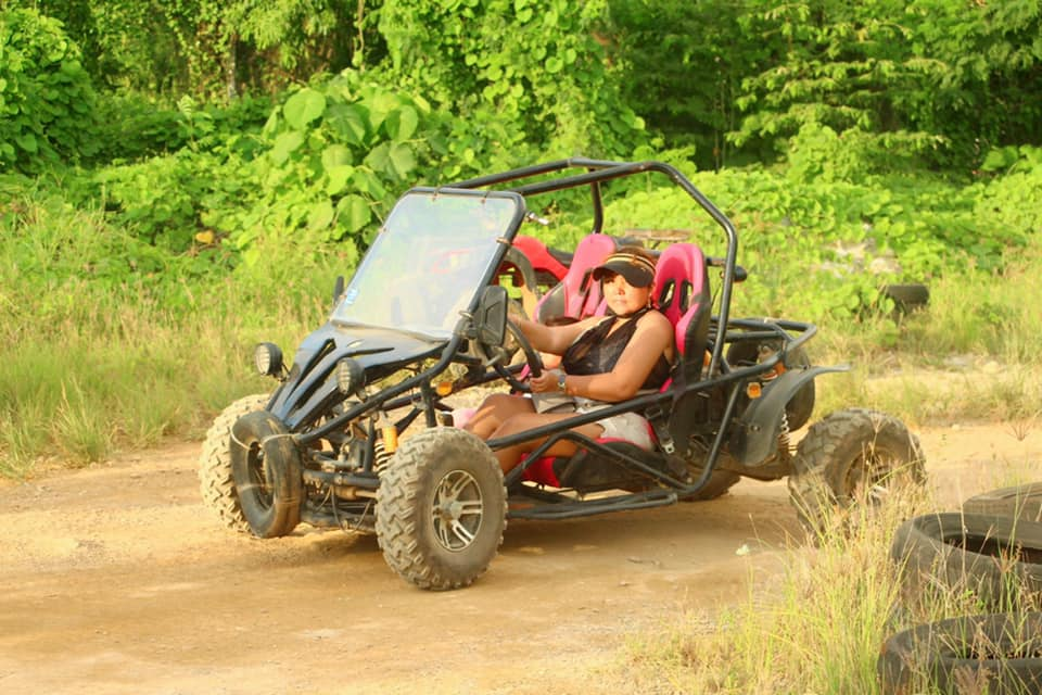 Boracay Island Buggy Car Ride for 2 at Boracay