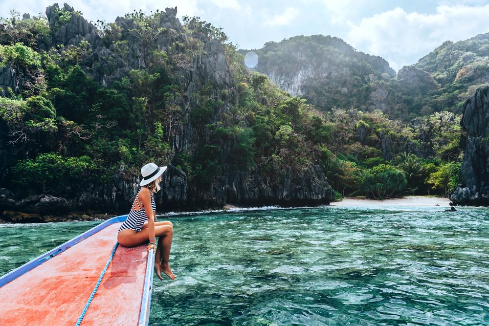 El Nido island hopping day tour