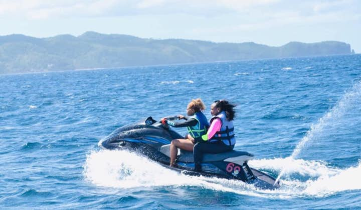 Boracay Island Jet Ski Exprience for 2-3 Pax
